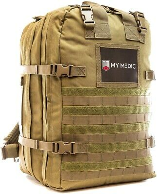 NEW My Medic Basic Emergency First Aid Kit Coyote