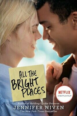 All the Bright Places, Paperback by Niven, Jennifer, Like New Used, Free ship...