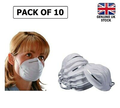 5 x Flu Virus Face Mask Coronavirus Metal Strip Medical Surgical Quality
