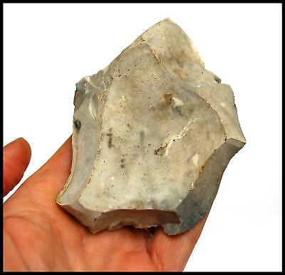 Paleolithic neanderthal ancient stone tools Mousterian levallois point British
