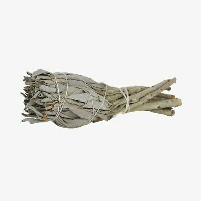 "2-pack White Sage Smudge Stick 3""- 4"" House Cleansing Remove Negativity"