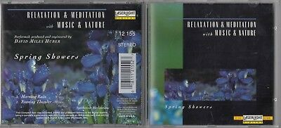 Spring Showers - Relaxation & Meditation With Music & Nature: CD 1993