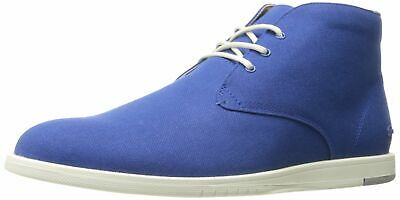 LACOSTE LACCORD CHUKKA 417 CAM MENS LEATHER DRESS CASUAL SHOES 7-34CAM007602H