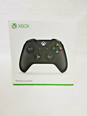 JOYPAD MICROSOFT Xbox One Controller Wireless Black - NUOVO