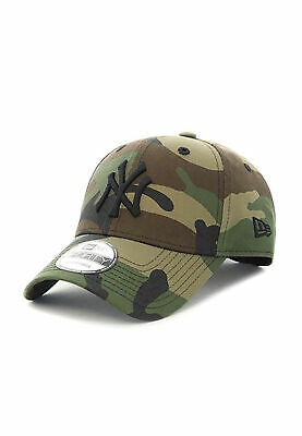 New Era League Essential 9Forty Adjustable Cap Ny Yankees Camouflage