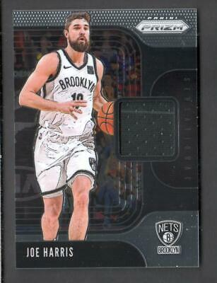 2019-20 Panini Prizm Basketball Sensational Swatches SS-JHR Joe Harris