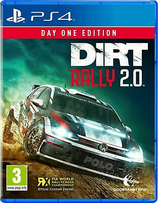DiRT Rally 2.0 (PS4) *NEW & SEALED*