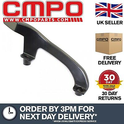 Left Gloss Black Pillion Handle Alternative for ZS125T-40 (PNHD052) (#052)