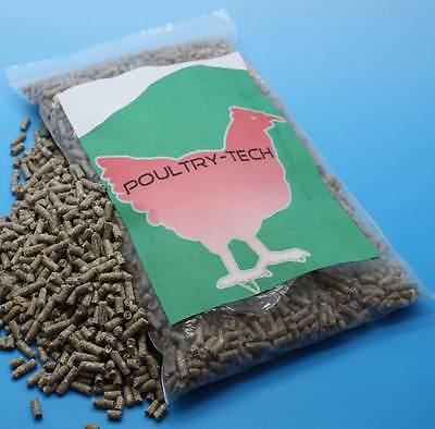 Poultry-tech organic specialist chicken or duck premium feed pellets 2mm or 6mm