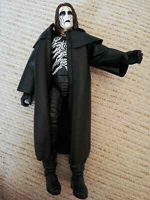 Wwe Sting Wrestling Figure Elite Defining Moments Series With Coat