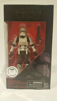 STAR WARS BLACK SERIES IMPERIAL HOVERTANK PILOT MISB TOYS R US