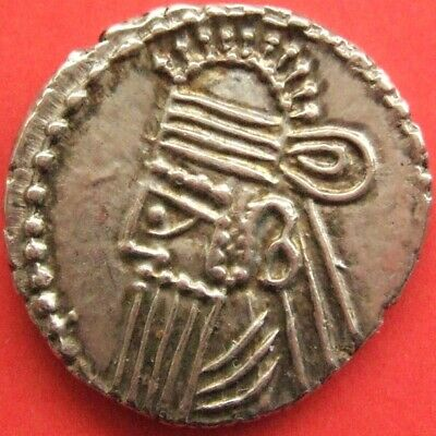 Parthian Kings Vologases IV (AD 147-191), AR Drachm;