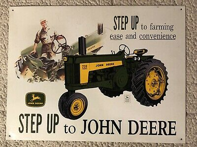 """1984 Ford 32 to 52 hp Tractors Farm Garage ManCave Metal Sign 9x12/"""" A188"""