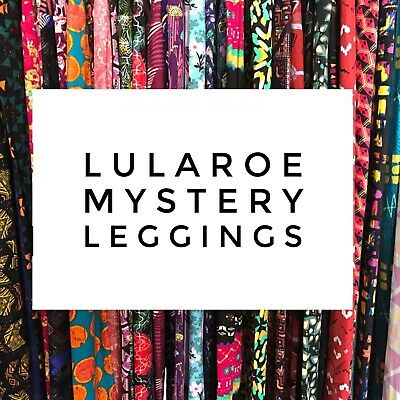NEW Lularoe MYSTERY Leggings SM LXL Tween OS TC TC2