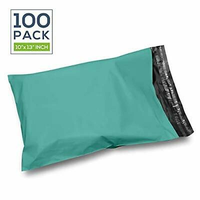 Poly Mailer Envelopes, 100 Pieces/Packs | Self Seal Adhesive Strip, 0.1 Inches