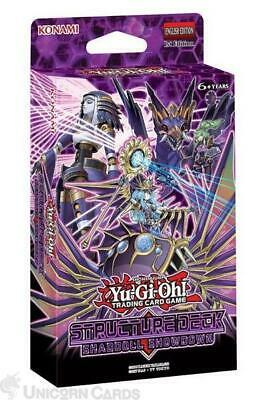 YuGiOh! Structure Deck: Shaddoll Showdown 1st Edition  ::  Brand New and Sealed