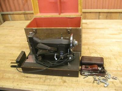 Vintage Kenmore 117-812 Electric Sewing Machine