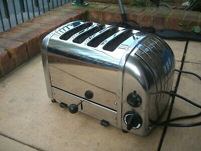 Dualit  4 Slice Extra Wide Slots Toaster