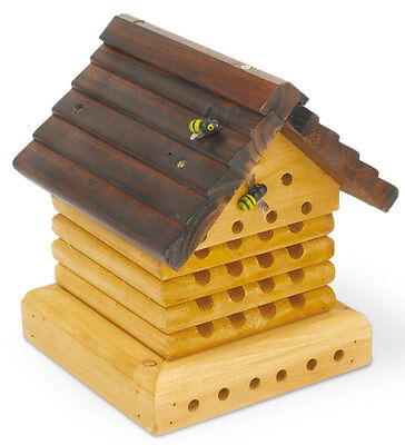 Wooden Bee Hive by Tom Chambers Beehive House  Insect Home Heavy Duty
