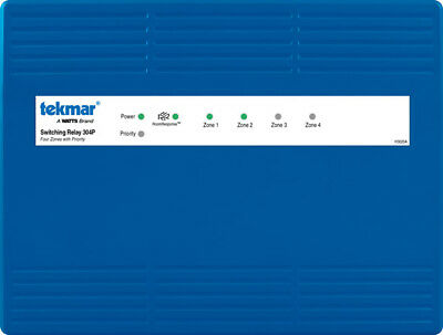 Tekmar 304P Switching Relay
