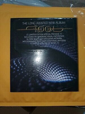 Tool Fear Inoculum Limited Deluxe Edition With HD Screen Ready To Ship