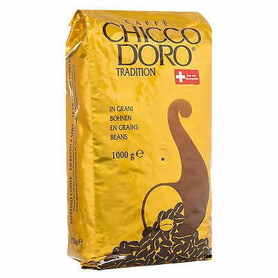 Chicco d'Oro Kaffeebohnen Tradition 1