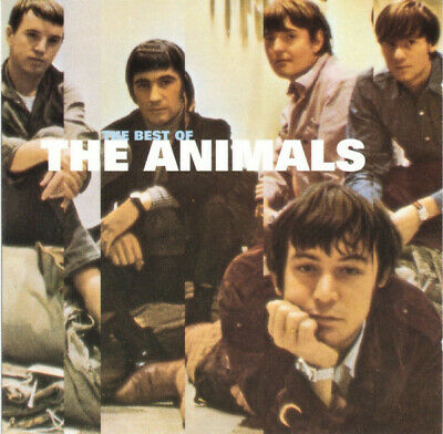 The Animals – The Best Of  - CD ALBUM our ref 1847