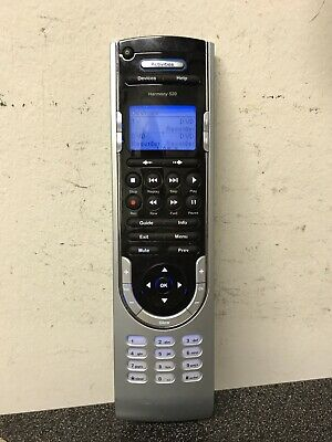 Logitech Harmony 520 Advanced Universal Remote 12 Devices FREE SHIPPING