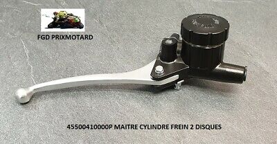 Maitre Cylindre Frein Moto 2 Disques 45500410000P Ducati