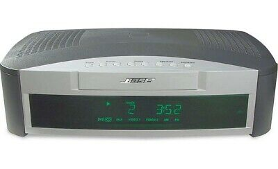 Bose® 3·2·1 DVD home entertainment system, 3-2-1 Series I Media center only.