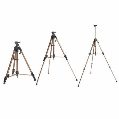 Adjustable Artist Art Painting Folding Easel Display Stand Tripod Carry Bag New