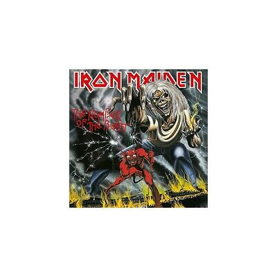 Iron Maiden - Number of the Beast Vinyl LP