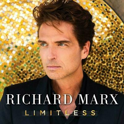 RICHARD MARX LIMITLESS CD ALBUM (Released February 7th 2020)