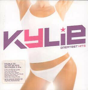 KYLIE MINOGUE Greatest Hits CD 33 Track 2 Disc Set Comprising Of 22 Track Sing
