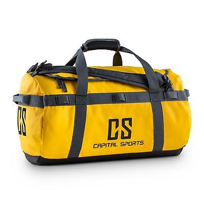 [Occasion] Sac A Dos Sport Capital Sports Voyage 45L Duffle Bag Impermeable Resi