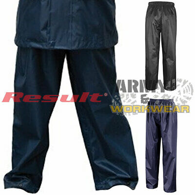 Children's Waterproof Rain Trousers Result Boys Girls Overtrousers Kids Pants