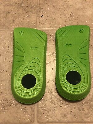 Performance Impact Skateboard Insoles Arch Orthotics - Shred Soles