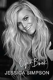Open Book by Jessica Simpson Hardcover February 4, 2020 Entertainer Biographies