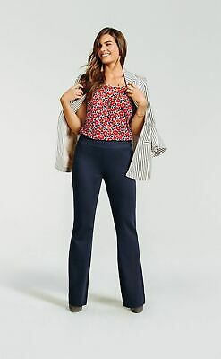 CAbi Navy Blue 9 - 5 Trousers Pants 5312