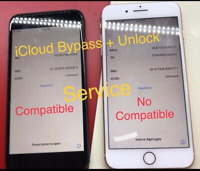 iCloud Bypass With Network And Phone Calls - iPhone 5 - iPhone X