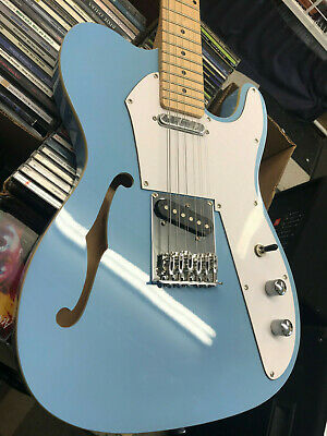 Cozart 12-String Electric Hollow Body - Custom Hand-Made