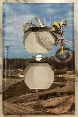 Flying Dirt Bike - Outlet Cover - FREE Shipping