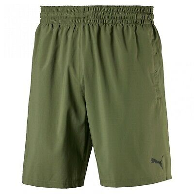 PUMA WOVEN SHORT Herren Shorts Rebel Graphic Freizeit