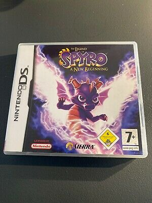 The Legend Of Spyro A New Beginning Nintendo Ds Complet