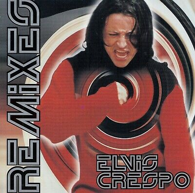 Elvis Crespo : The Remixes / Cd