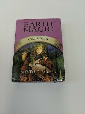 Earth Magic Oracle Cards, by Steve Farmer, NEW sealed