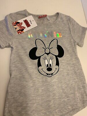 Genuine Disney Minnie Mouse Hollagram T-Shirt