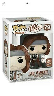 Funko POP! Ad Icons Dr. Pepper Lil' Sweet Exclusive Preorder Rare Limited 79 ++