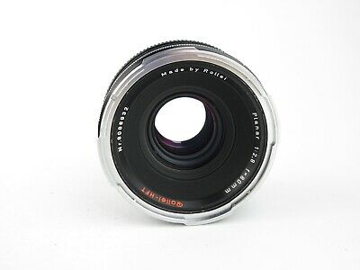 Rollei 80mm f2.8 HFT Planar Lens 80/2.8 for SLX and 6000 Series Cameras
