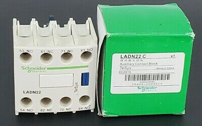 Nib Schneider Electric Ladn22C Auxiliary Contact
